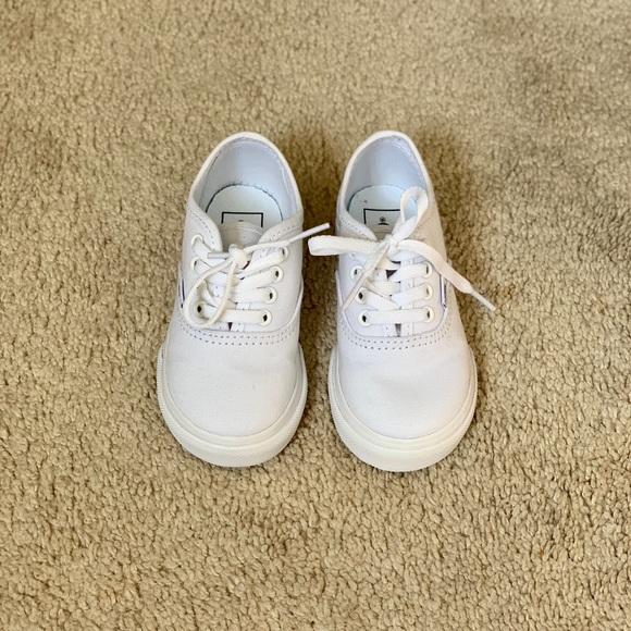 Vans Other - Toddler Authentic Vans